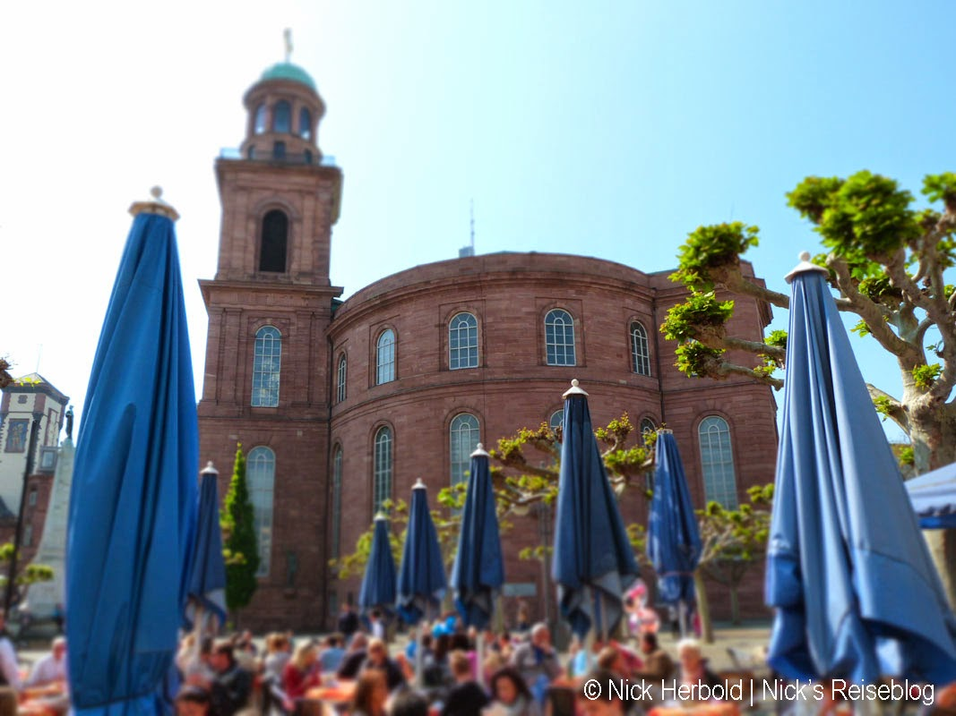 Sehenswürdigkeiten Frankfurt am Main Paulskirche