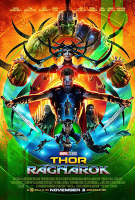 Thor Ragnarok 2017 720p Esub 810MB HD Dual Audio English Hindi Movie Download Free