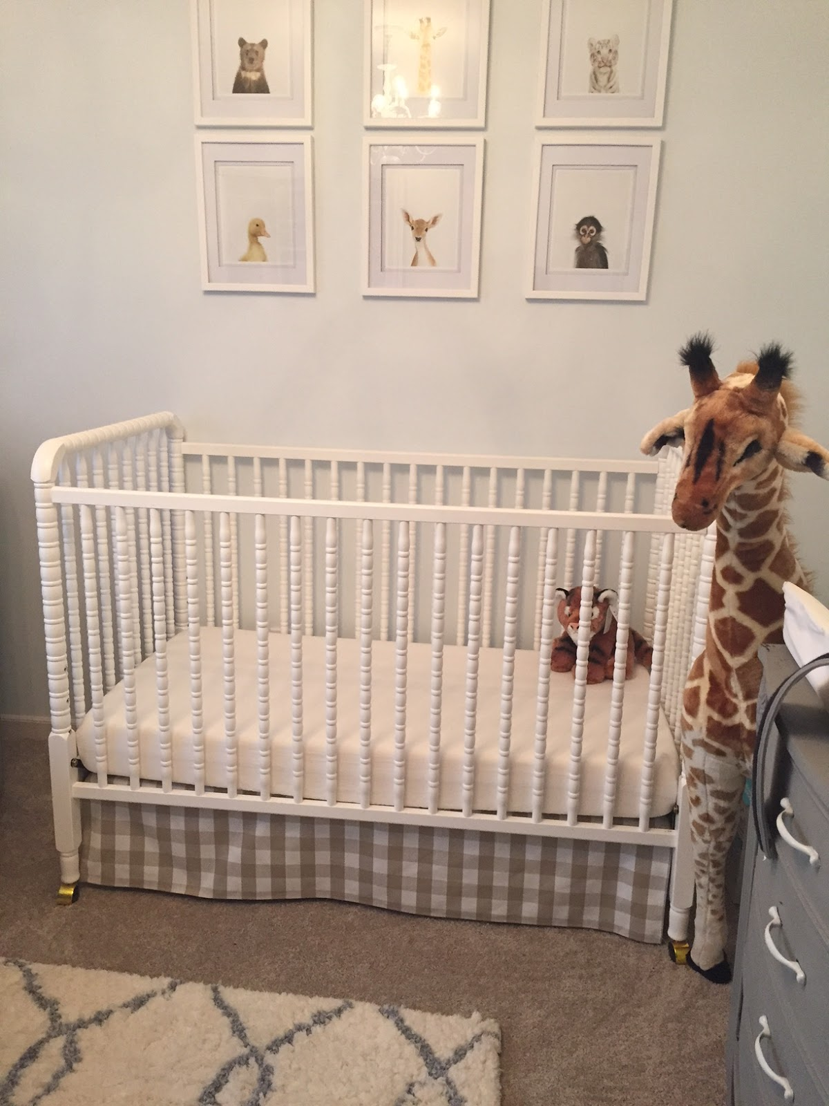 Best crib for tall baby - Since The Room Is So Small I Really Struggled With Finding A Bookshelf To Work In The Space The Crib Glider And Dresser Changing Table Take Up Almost