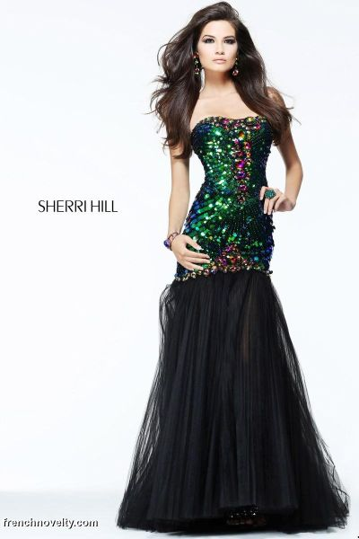 cf484f8b5d3a Prom Dresses by french novelty: 2013 Sherri Hill Prom Dresses Now ...