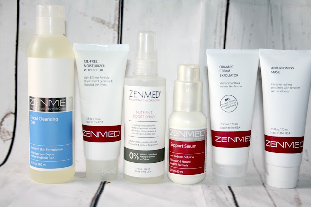 Zenmed | Reconstructive Skincare