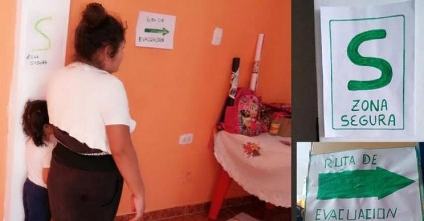 APRENDO EN CASA: Niños de Lambayeque participaron en primer simulacro de sismo virtual por coronavirus