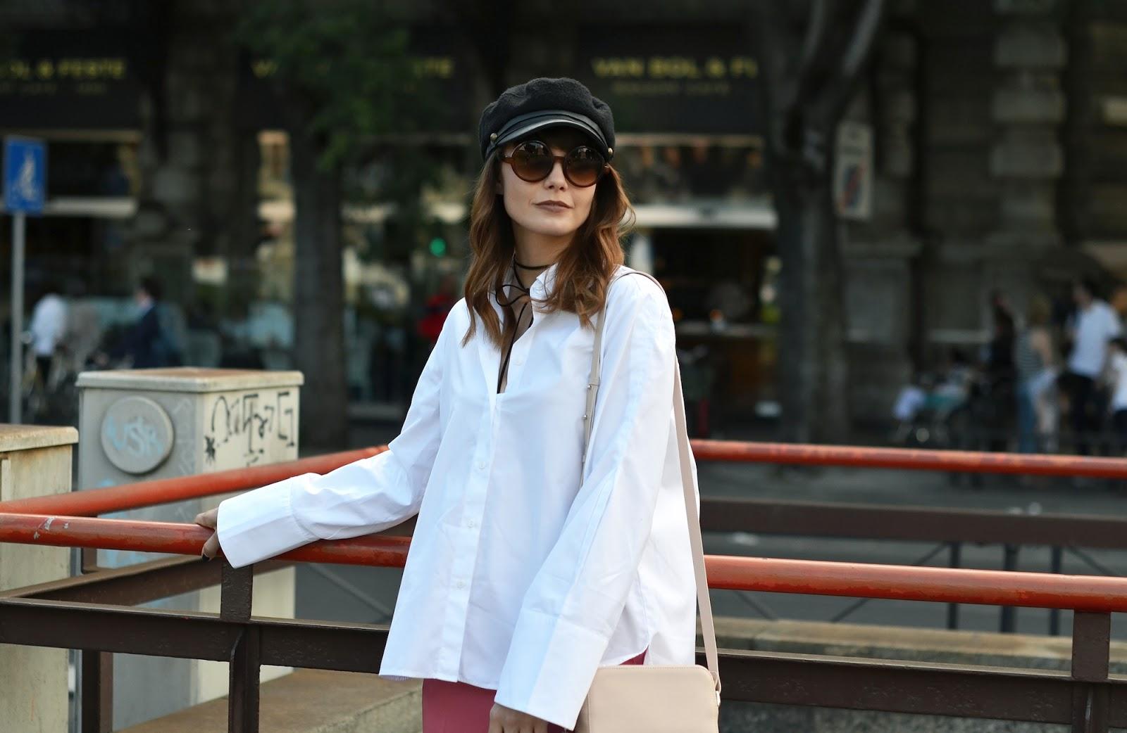 milan streetstyle | mediolan | blog o modzie