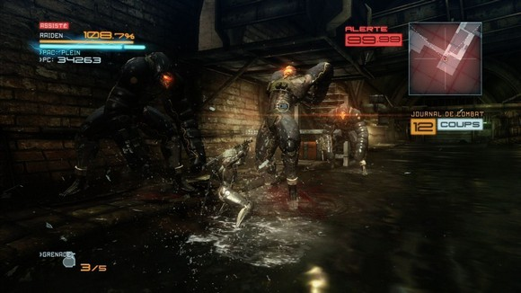 Metal Gear Rising Revengeance PC Free Download Screenshot 3