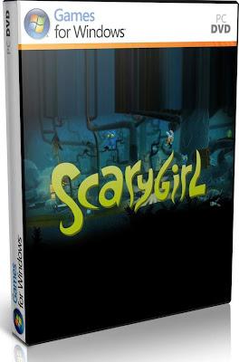 Scarygirl PC Full 2012 Español Skidrow ISO Descargar