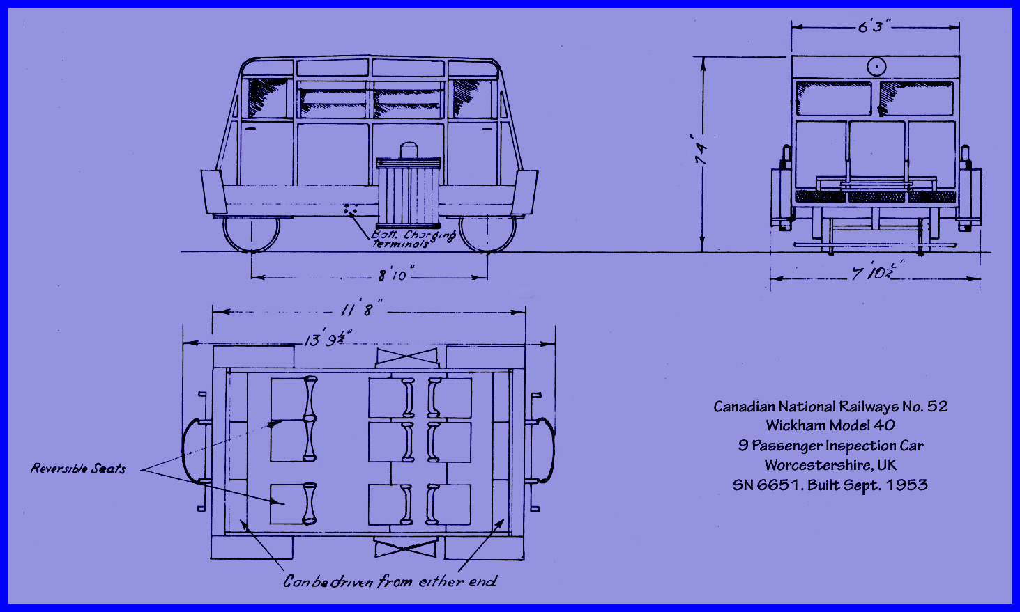Charging Circuit Diagram For The 1955 Chrysler Crown Imperial