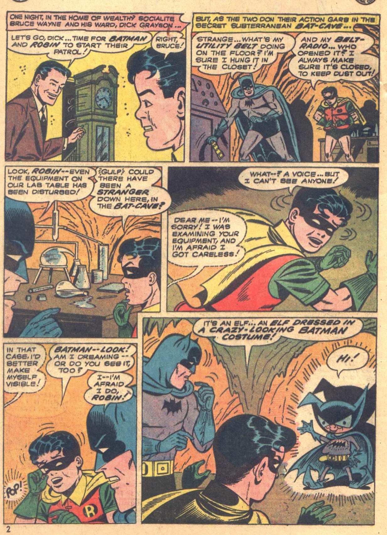 Read online Batman: The Black Casebook comic -  Issue # TPB - 100