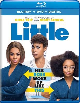 Little 2019 Blu Ray