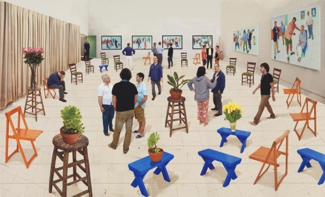 David hockney. secret knowledge rediscovering the lost techniques
