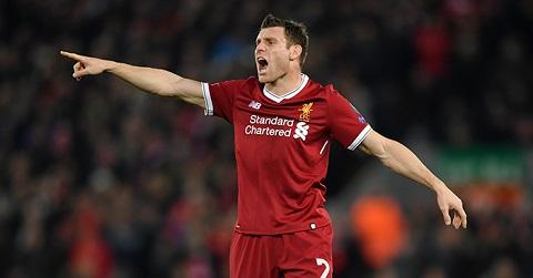 Milner tỏa sáng ở Liverpool