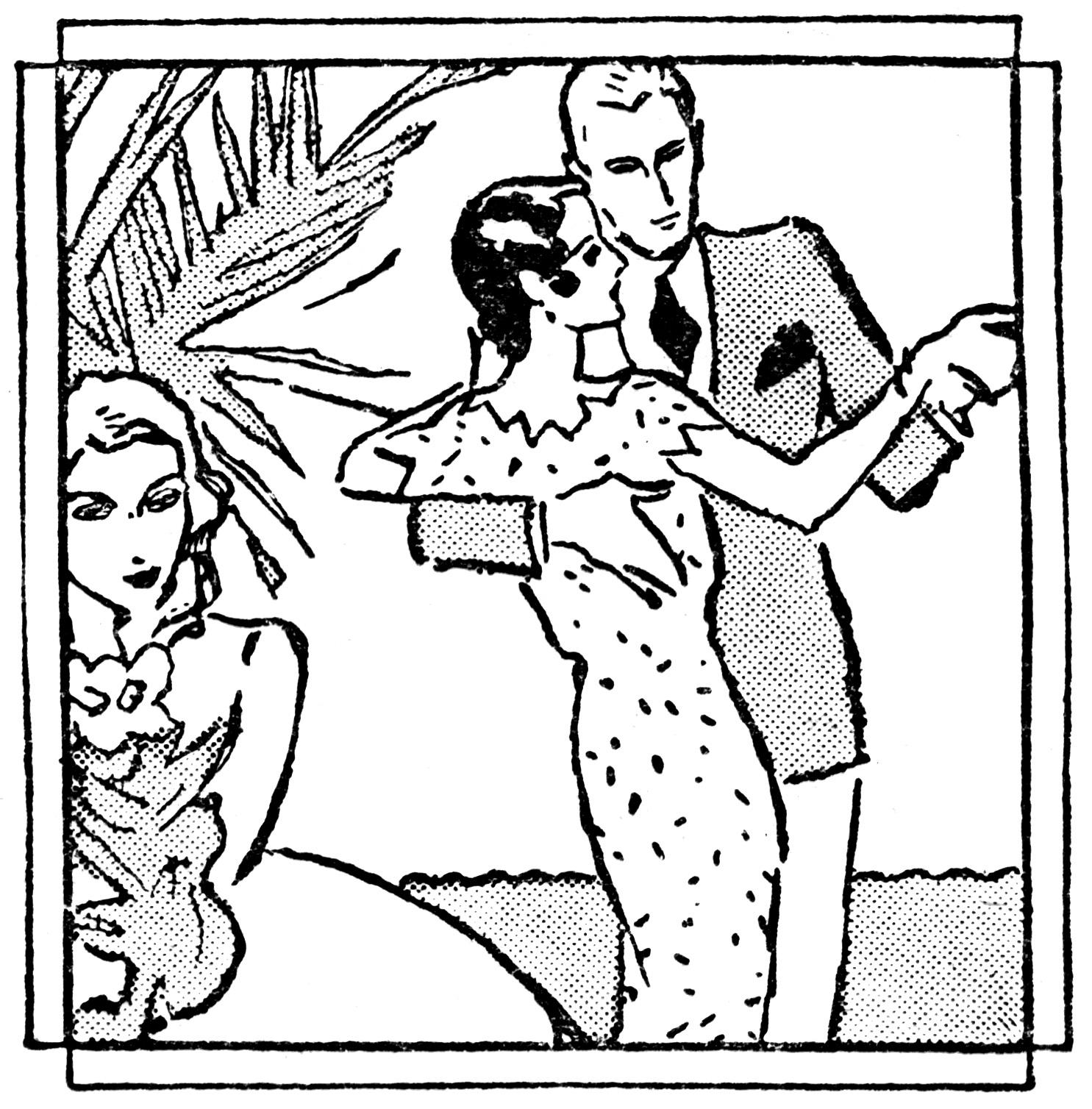 Art Deco Ads