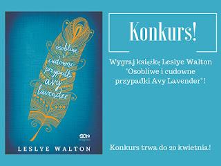 http://ja-ksiazkoholik.blogspot.com/2016/03/konkurs-zgarnij-osobliwe-i-cudowne.html