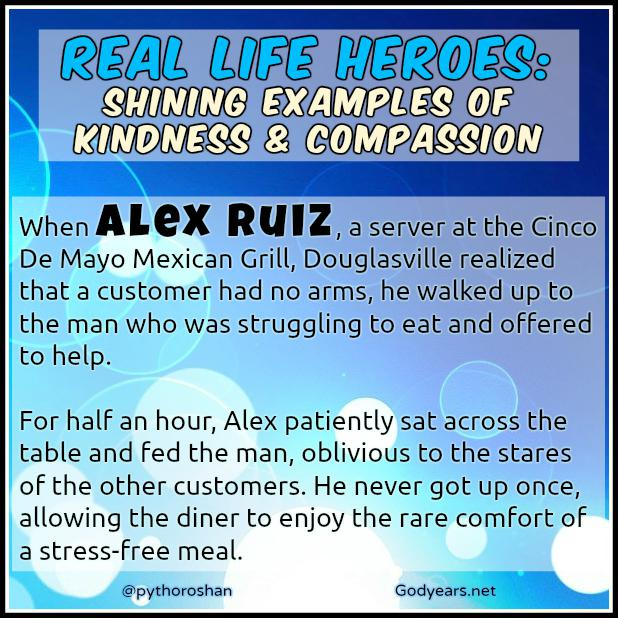 Alex Ruiz of Cinco De Mayo Mexican Grill in Douglasville, Georgia