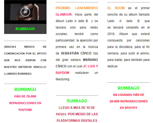RUMBAGO-Jc-Luis-Raydom