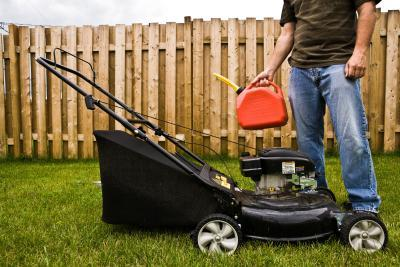 Caring For Lawn Mower In Winter Months