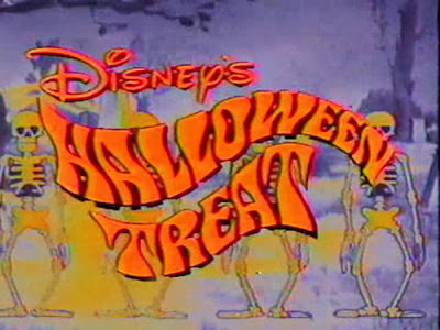 Saturday Morning Cartoons - Disney's Halloween Treat