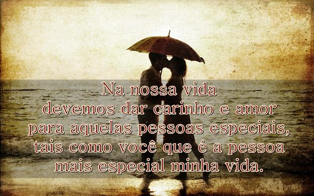 Love On Face: Pessoa Especial