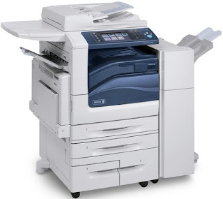 Xerox WorkCentre 7556 Printer Driver Download