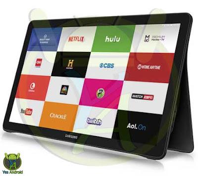 T670UEU1APA5 Android 5.1.1 Galaxy View 18.4 Wi-Fi SM-T670