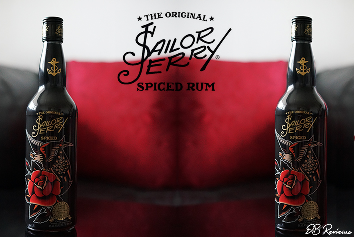 Sailor Jerry limited-edition Spiced Rum