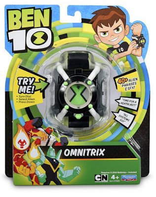 BEN 10 - Omnitrix | Giochi Preziosi 2017 | JUGUETE pulsera caja