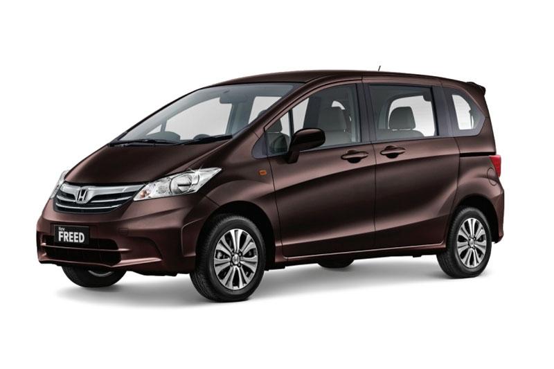 Smart Cars for smart peopls: honda freed 2013