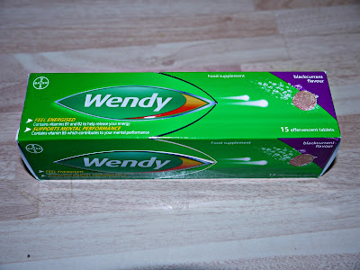 Berocca Blackcurrant