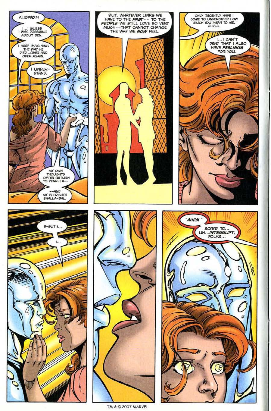 Read online Silver Surfer (1987) comic -  Issue #132 - 12