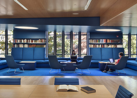 Jinsun Kook Princeton University Julian Street Library By