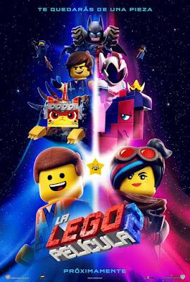 The LEGO Movie 2 2019 Custom Dual HD Latino 5.1