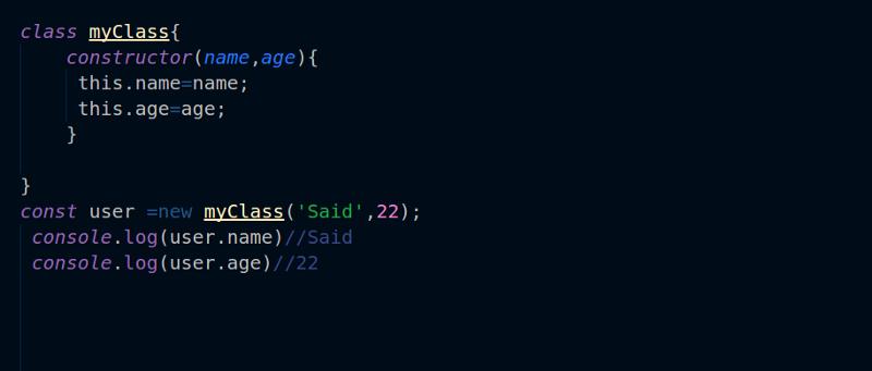 دليلك نحو كتابة شفرة برمجية بإستخدام الـ Javascript ES6 (الجزء الثاني)