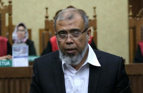 Divonis 8 Tahun Penjara, Patrialis Akbar Diwajibkan Kembalikan USD 10.000 dan Rp 4.043.195