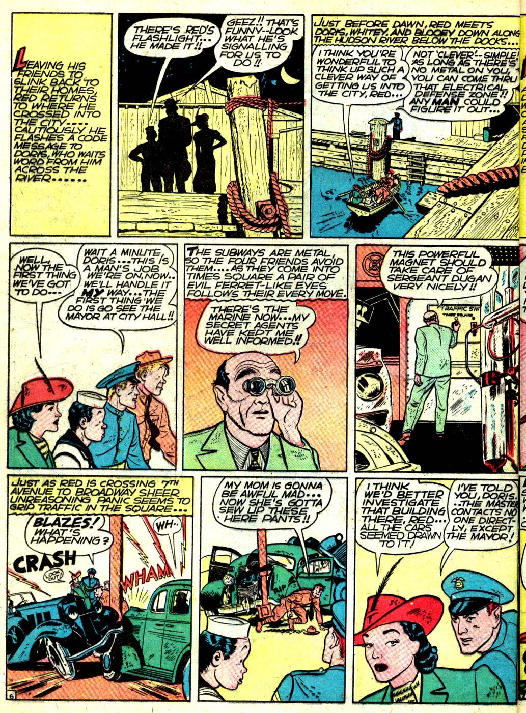 Read online All-American Comics (1939) comic -  Issue #10 - 8