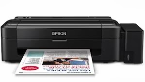Epson L 110 printer resetting fix: Epson L110 printer ink