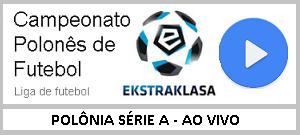 Assista Ao Vivo o Campeonato Polonês Série A de Futebol