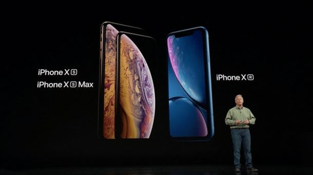 iPhone XS, iPhone XS Max, dan iPhone XR