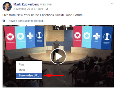 Facebook HD Video Download from PC