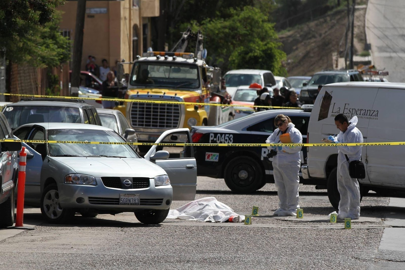 Lucha entre Cárteles deja 334 ejecutados en 3 meses  en Tijuana
