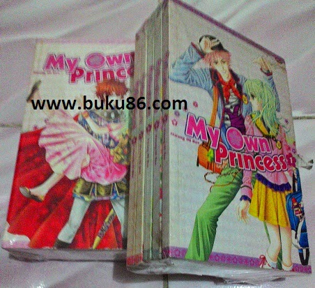 Komik My Own Princess by Hwang Mi Ree Bekas