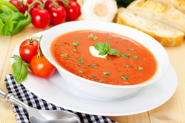 Cà chua thực phẩm dành cho bà bầu