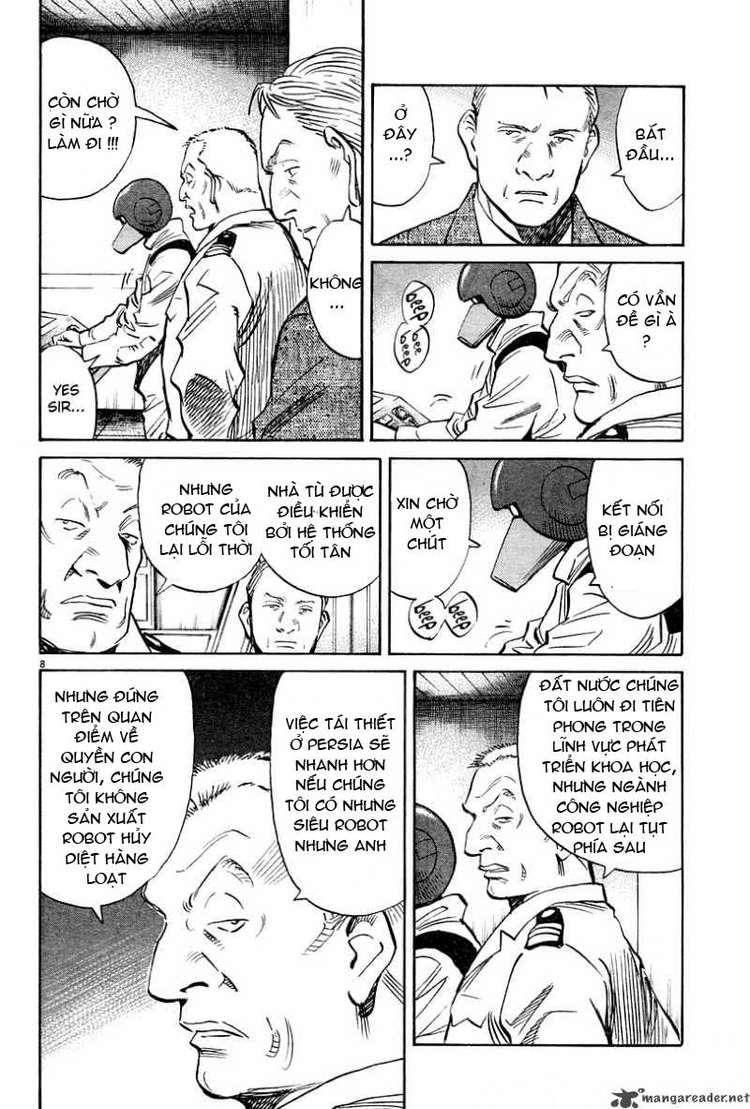 Pluto chapter 39 trang 7