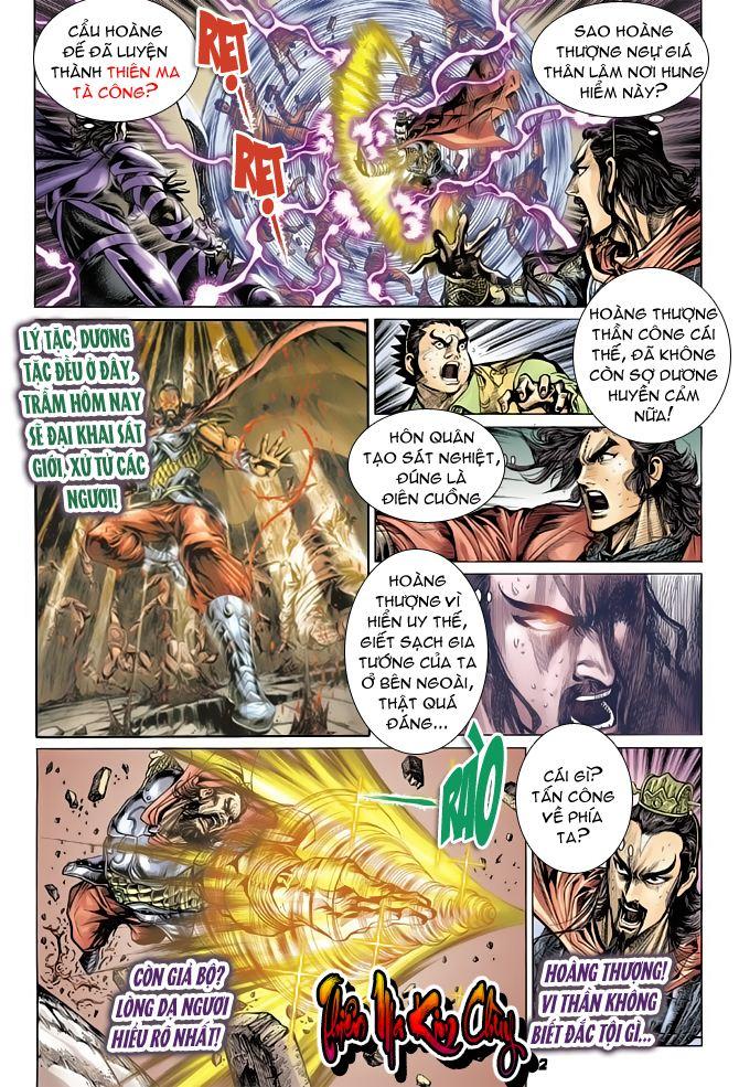 Đại Đường Uy Long chapter 52 trang 2