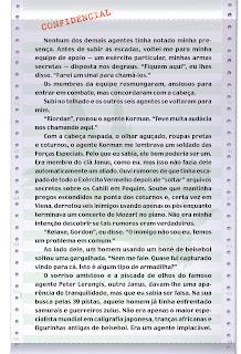News: O Livro Negro, The 39 Clues. 22