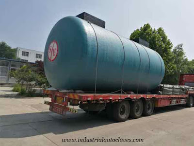 Double Wall Fuel Tanks would be Exported to Bangladesh 1