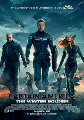 Captain America 2 The Winter Soldier (2014) กัปตันอเมริกา 2 มัจจุราชอหังการ