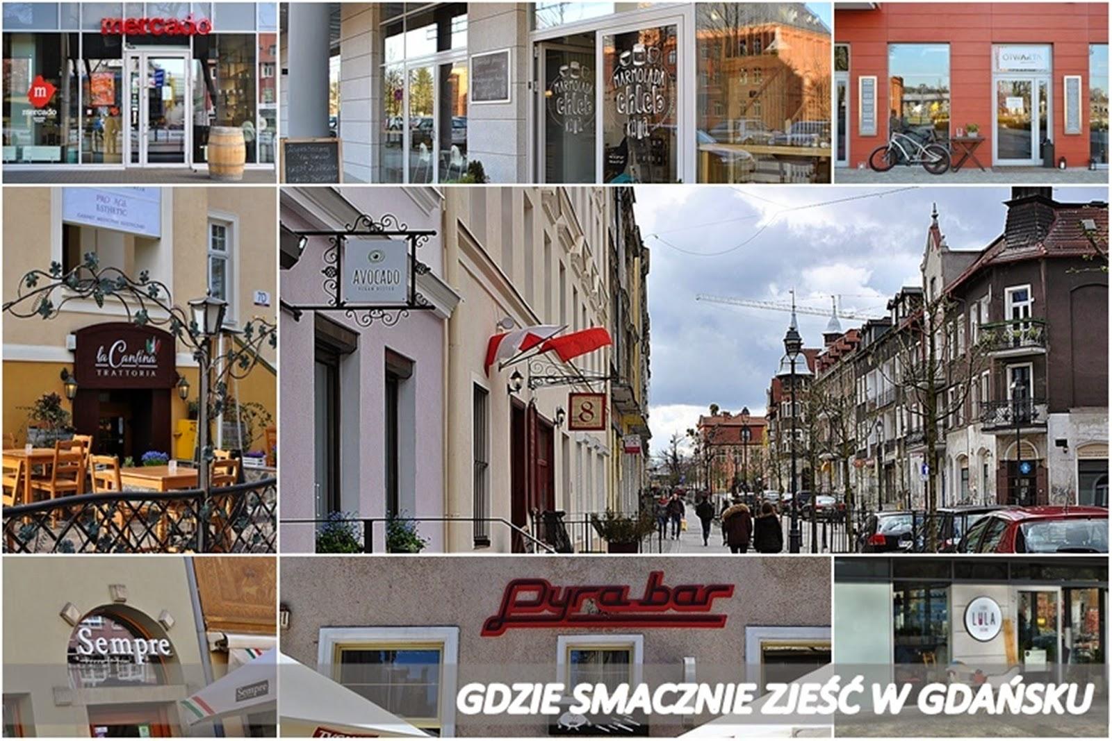 Gdzie dobrze zjeść w Gdańsku