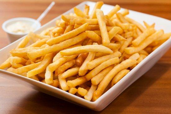 Durante uma entrevista ao The New York Times, o professor Eric Rimm, do departamento de saúde pública de Havard, disse que o ideal séria que uma porção de batatas fritas deveria ter apenas seis batatas.