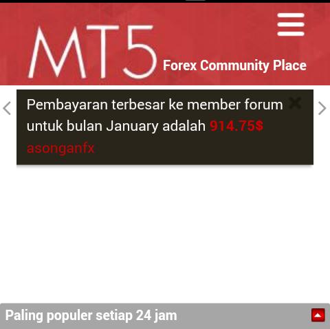 dapatkan bayaran untuk memposting forum forex