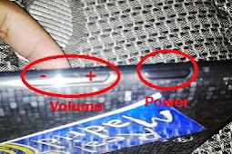 Cara Mudah Mereset Ulang Advan Vandroid E1C atau E1C+