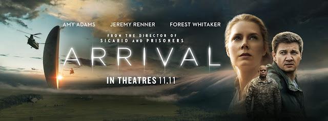 CINE ΣΕΡΡΕΣ, Denis Villeneuve, Amy Adams, Jeremy Renner, Forest Whitaker, Arrival (2016),
